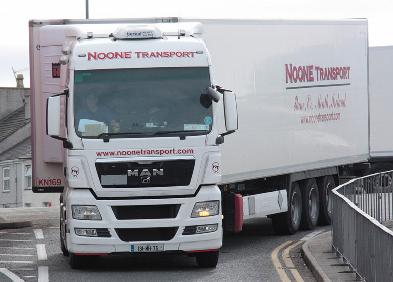 Noone Transport Hazardous Loads