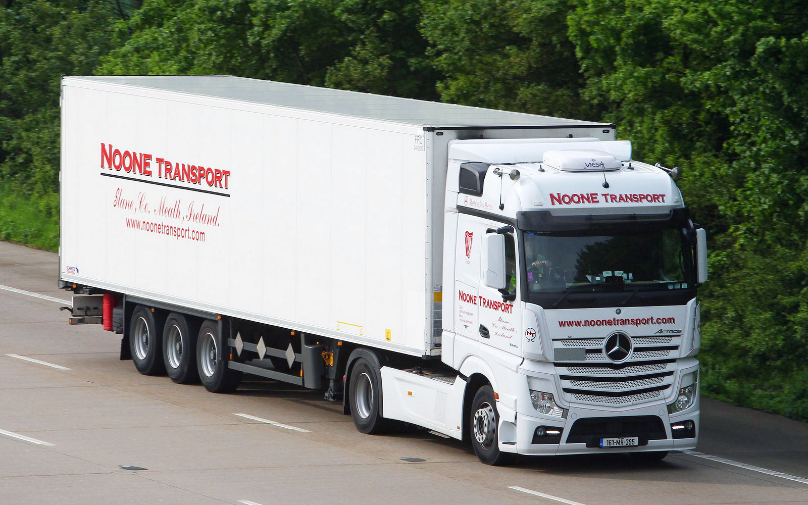 Haulage Services Noone Transport Slider